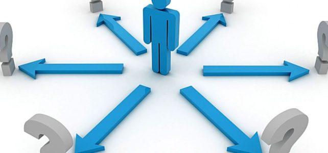 Kto potrebuje kariérové poradenstvo