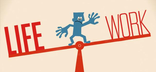 Zladenie osobnosti s prácou – work-life balance