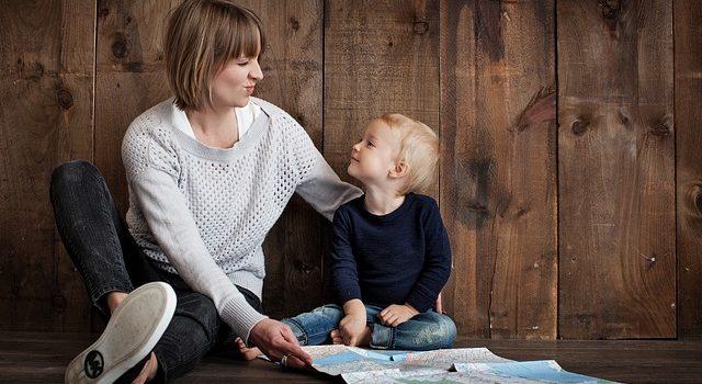 Tri veci, ktoré by ste mali povedať svojmu dieťaťu každý deň (časť 1.)